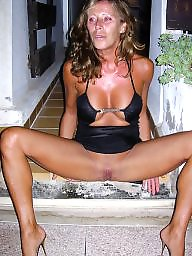 Outdoor, Outdoors, Hot milf, Outdoor milf