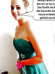 German, Captions, German caption, German captions, German amateur