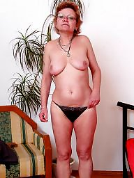 Old woman, Mature young, Woman, White, Young mature, Old milf