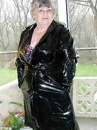 Mom, Latex, Leather, Moms, Pvc, Mature mom