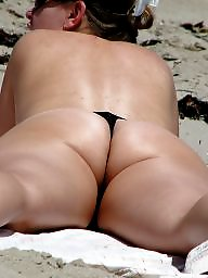 Beach milf, Milf big ass, Big ass milf, Ass beach