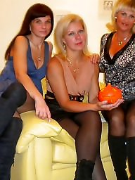 Mom, Moms, Brunette milf, Milf nudes, Blond