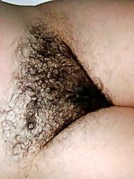 Hairy wife, My wife