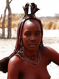African, Black amateur tits