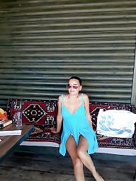Turkish, Flashing, Turkish milf, Flash, Turkish amateur