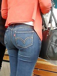 Jeans, Latin, Cam, Latin ass