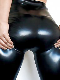 Leather, Booty, Big booty