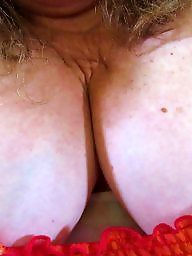 Big tits, Mature big tits, Cleavage, Sexy, Mature tits, Big mature