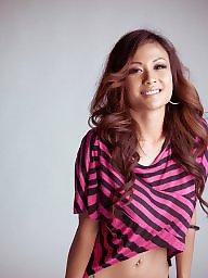Models, Model, Beauties, Asian teen