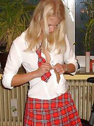 Stockings, Stocking, Girl, Blonde, Sexy, Girls