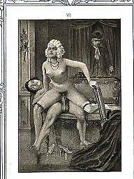 Erotic, Art, Group cartoon, Vintage cartoons, Cartoon sex, Sex cartoon