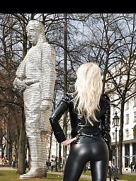 Boots, Latex, Leather