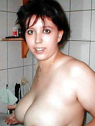 Bathroom, Mature wife, Wife mature