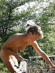 Nudist, Nudists, Natural, Nature, Nudist beach