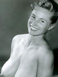 Vintage, Vintage tits, Vintage boobs, Big tits milf, Big