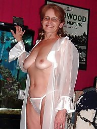 Grandma, Voyeur, Swinger, Swingers, Mature swinger, Old mature