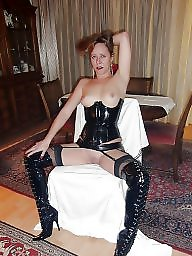 Latex, Mature latex, Lady milf