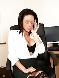 Upskirt, Office, Ladies