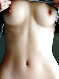 Big tits, Big nipples