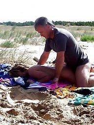 Voyeur beach, Beach amateur