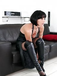 Upskirt, Latex, Leather, Milf upskirts, Milf leather, Milf upskirt