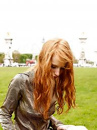 Mouth, Redheads, Ginger, Redhead teens, Mouthful