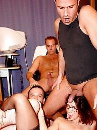 Group, Milf sex