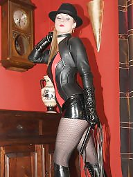 Leather, Nylon, Nylon stockings