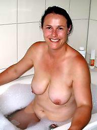 Wife, Bath, Wifes, Bathing