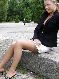 Pantyhose, Nylon