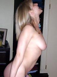 Blonde milf, Blond