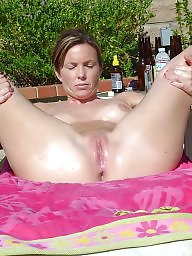 Spreading, Spread, Mature spread, Mature spreading, Open, Wives