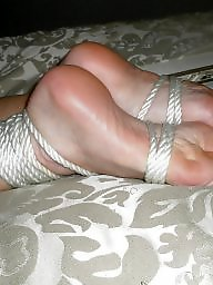 Bdsm, Tied, Stocking, Stocking feet, Milf stockings, Milf feet