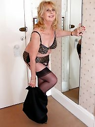 Granny, Granny stockings, Stockings, Hotel, Hot granny, Mature hot