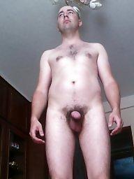 Public, Naked men