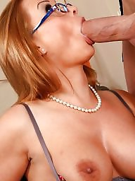 Milfs, Blonde milf
