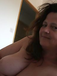 Mature bbw, Mature big boobs, Night, Mature love