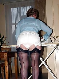 Granny, Grannies, Granny stockings, Granny amateur, Slutty, Granny stocking