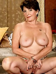 Mature boobs, Stocking mature, Mature big boobs