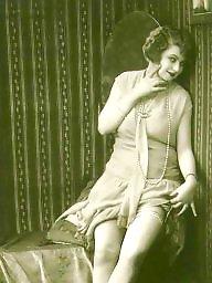 Vintage, Vintage amateur, Ladies, Pearl