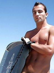 Beach, Naked, Beach voyeur