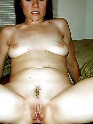 Mature wife, Unaware, Amateur wife