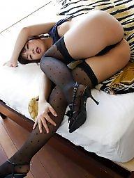 Thighs, Asian stockings, High girls, Asian upskirt, Asian stocking