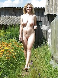 Girlfriend, Farm, Naked milf, Naked amateurs