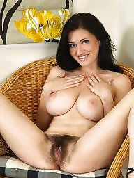 Hairy, Vintage, Natural tits, Vintage hairy, Nature