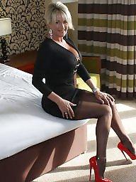 Blonde milf, Sexy milf
