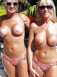 Mom, Mom boobs, Mature moms, Mom big boobs
