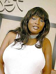 Ebony, Ebony big boobs, Champagne
