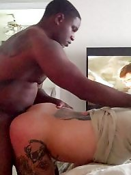 Rough, Nasty, Interracial amateur