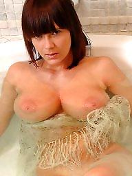 Shower, Teen boobs